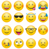 Explore the digital world of expressions with Emojis