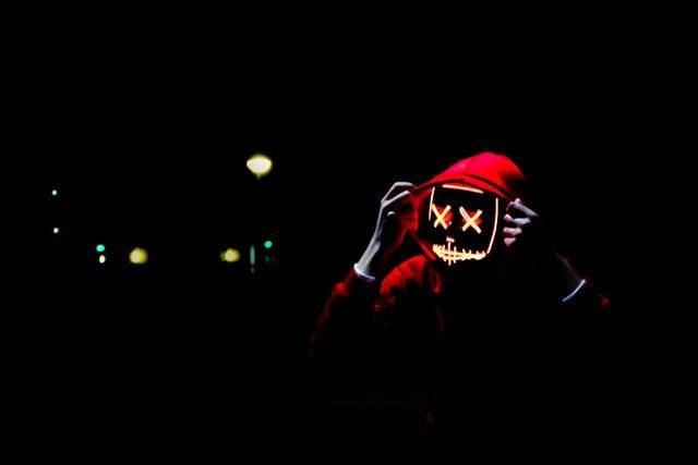 LED-mask